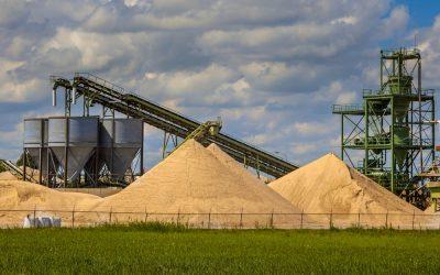 Minería y materiales